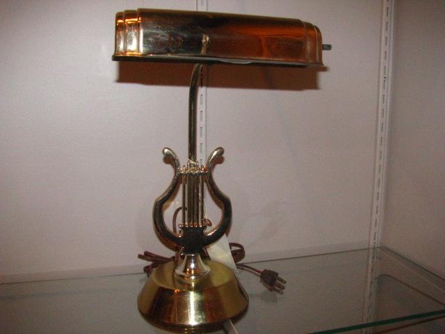 Piano Lamp - 1