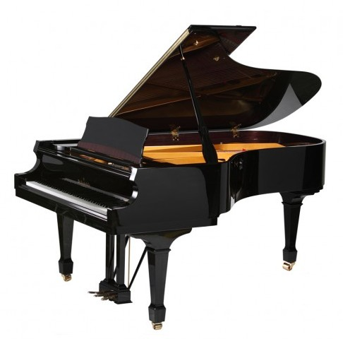 What 39 s the difference between grand and baby grand pianos for Size of baby grand piano