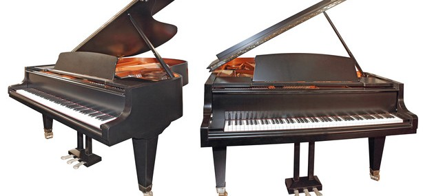 Why Do They Prop Open A Grand Piano? | Coltharp Piano World ...
