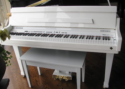 How To Hunt For A Good Used Piano