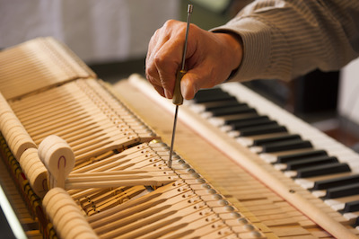 Why Piano Tuners Preserve The Sound Of Music