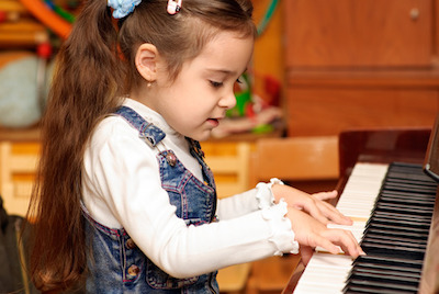 Buying A Child's First Piano