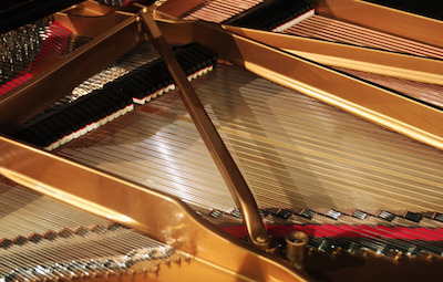 Piano Strings and Restringing