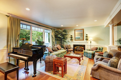 Creating The Perfect Piano Room
