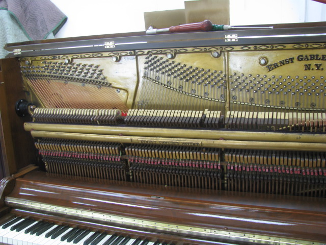 Gabler Upright 001