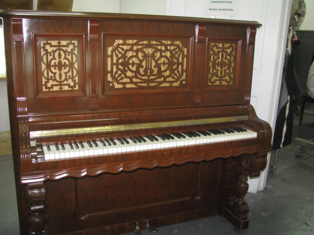 Gabler Upright 004