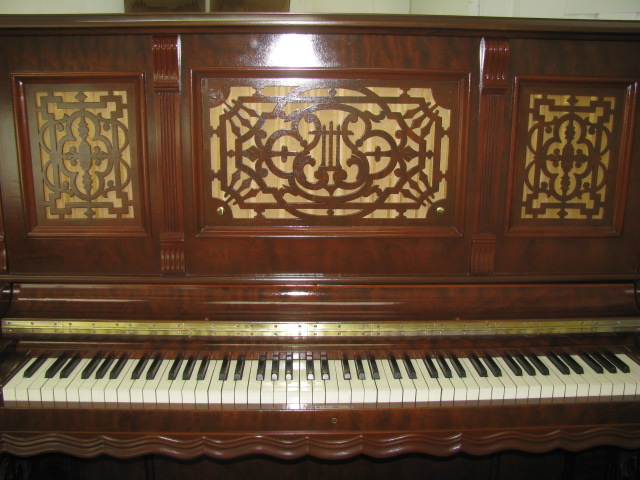Gabler Upright 010