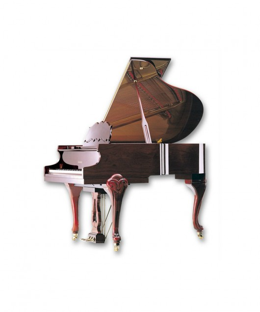 Grand Piano Finishes and Styles