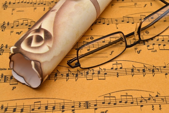 The History Of Sheet Music