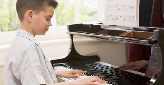 Playing The Piano – Its All In The Wrist
