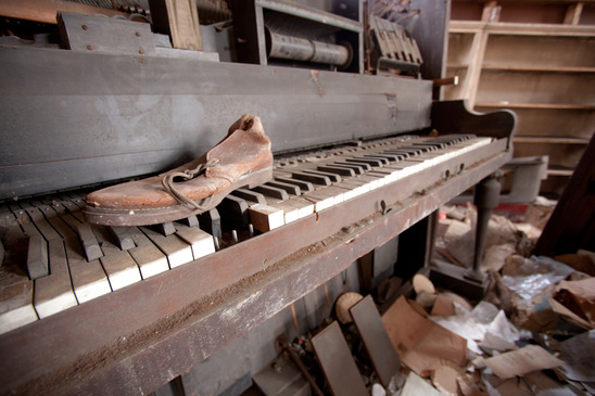 Antique Piano Restoration