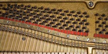 Why Piano Rebuilding Is More Than Changing Out The Piano Parts