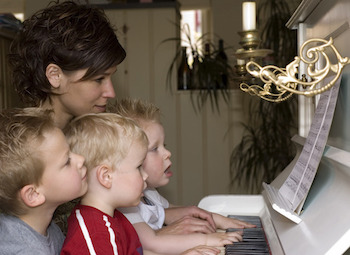 Can A Child Be Too Young For Piano Lessons