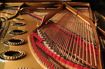 Repairing A Broken Piano String