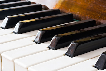 Why Are There Black and White Keys On A Piano?