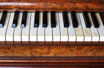 Vintage, Antique and Used Pianos, What's The Difference
