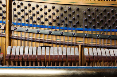 Piano Tuning and the Tempered Scale