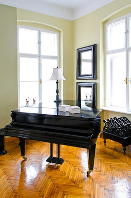 Piano Flooring: Does It Matter?