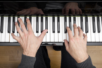 Why Piano Playing Is Therapeutic