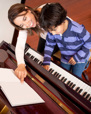 Why Piano Makes A Great First Instrument