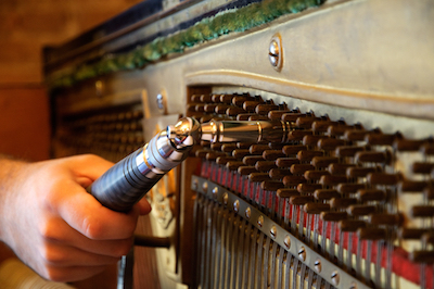 Can An Old Piano Be Tuned?