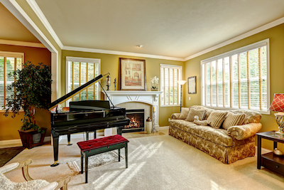 How To Creative An Effective Piano Room