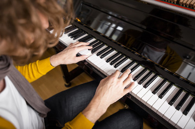 The Best Stress Management Tool Is The Piano