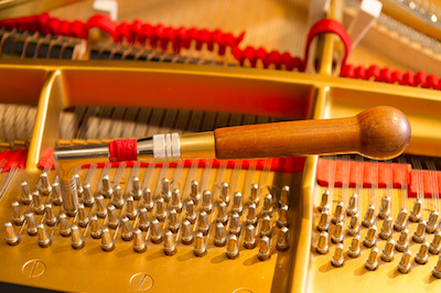 Why Every Note On Your Piano Uses Multiple Strings