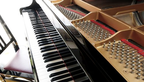 An Easy Way To Find The Serial Number On Any Piano
