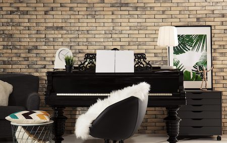 Creating A Music Room Around Your Piano