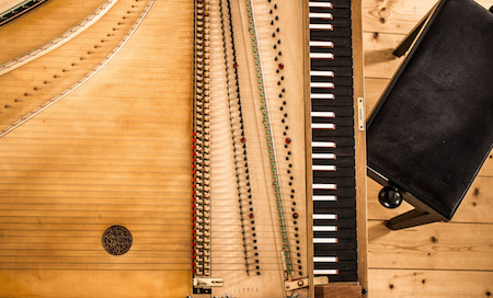 How Did The Piano Get Its Shape?