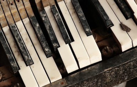 Is A Piano Ever Beyond Repair?
