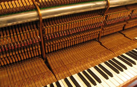Should You Buy a Piano Ready To Restore?