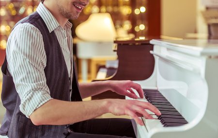 Do You Have The Right Piano Posture?