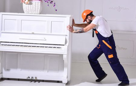Secure Your Piano Before You Move It