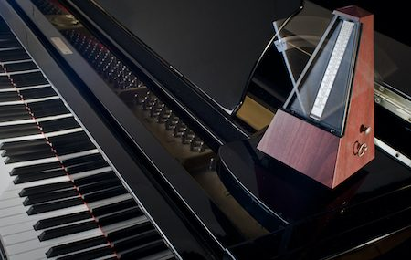 Using A Metronome For Better Piano Practice