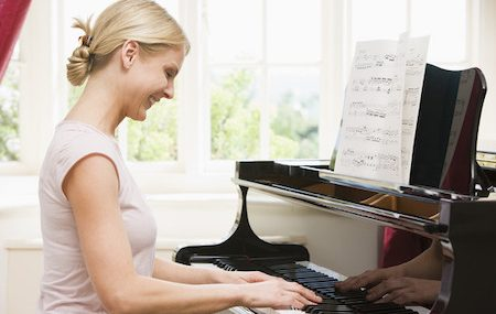 You Don't Have To Have Natural Talent To Be a Pianist
