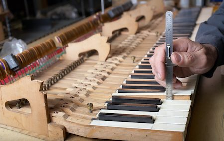 How Long Does It Take To Rebuild A Piano?
