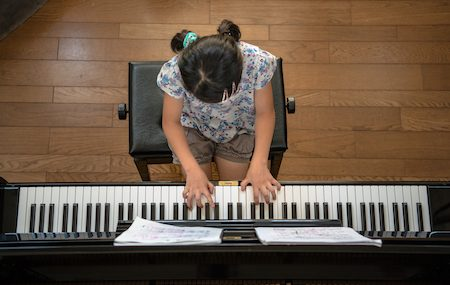 Age is an Advantage When Taking Up The Piano