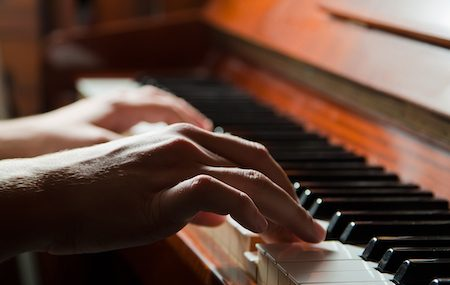 Piano Playing Is Good For All Kinds of Ailments
