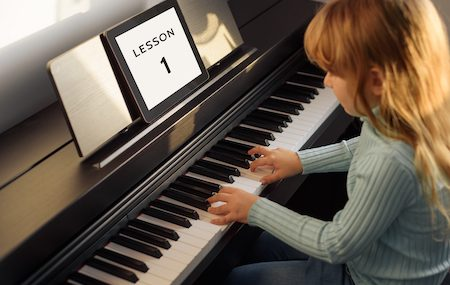 What Not To Do When Practicing The Piano