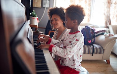You Don't Have To Read Music To Play The Piano