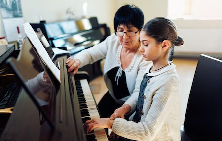 Do Kids Need a Break From Piano Lessons Too?