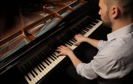 What Would You Look Like Playing The Piano?