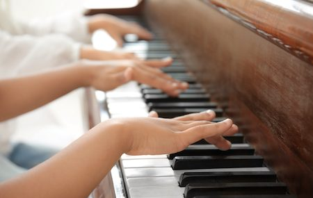 What's The Best Age To Start Piano Lessons