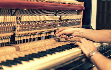 Why Your Piano Is Suddenly Out Of Tune
